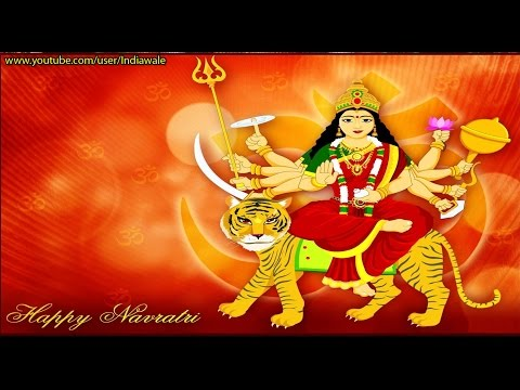 Happy Navratri Wishes Images, Video Greeting Card, SMS, Latest Whatsapp Video