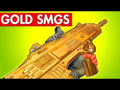 COD BO4 TIPS: SMG EASY HEADSHOTS - Gold Camo, Diamond Camo Guide