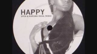 Ashanti Happy Spen & Karizma Vocal Mix