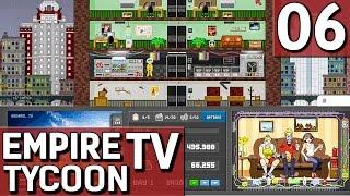 Empire TV Tycoon #6 Viele bunte Ballons Der TV Sender Manager