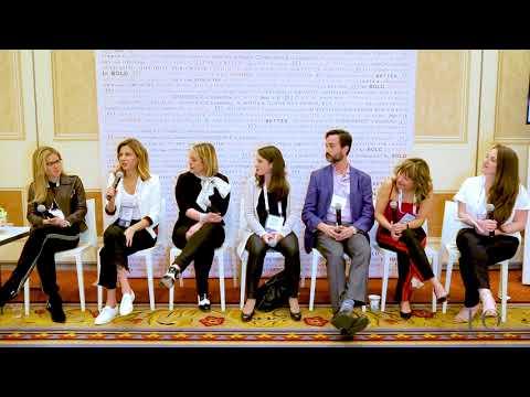 The Girls' Lounge @ ShopTalk 2018: EQ, AI, Female Consumers
