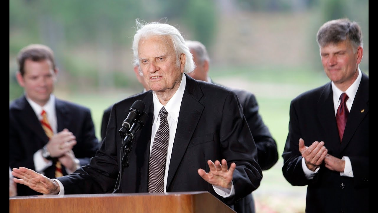 Billy Graham spokesperson provides details on death, funeral arrangements
