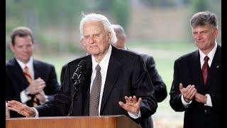 Billy Graham spokesperson provides details on death, funeral arrangements thumbnail