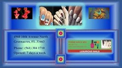 Manicures and Pedicures Spa Salon near Lake Belvedere Estates, FL | Best Mani Pedi