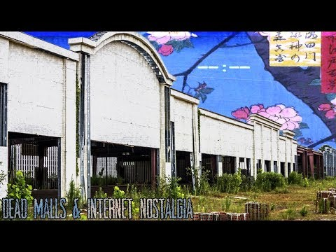 Dead Malls & Internet Nostalgia | Influence Influenza