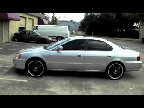 2003 acura tl wheels