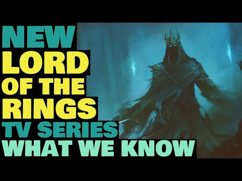 Lord Of The Rings Amazon Prime TV Series News And What We Know So Far