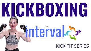30 MIN WORKOUT | KICKBOXING INTERVAL STYLE | WEIGHT LOSS WORKOUT | FAT BURNING ROUTINE| TONE-SCULPT