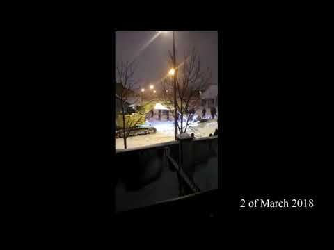 LIDL in TALAGH (Dublin) was LOOTED AND DESTROYED 2.03.2018