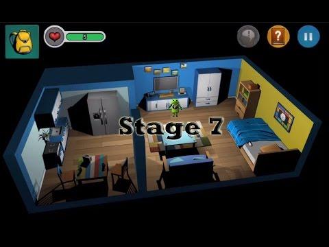 Doors & Rooms 3 Chapter 2 Stage 7 Walkthrough - D&R 3