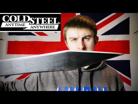 Cold Steel Gladius Review and Test