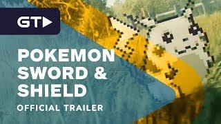 Pokémon Sword & Pokémon Shield - A New Era of Pokémon Begins Trailer