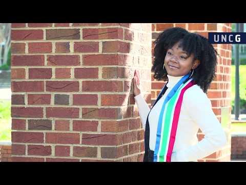 UNCG graduate profile: Jackie Batten, Class of 2018
