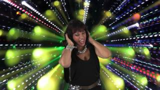 PATTIE BROOKS OFFICIAL VIDEO - I Like The Way You Move - Original Recipe Mix mix