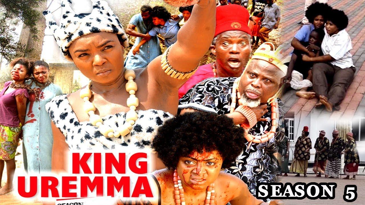 Download King Urema Season 5 - Chioma Chukwuka Regina Daniels 2017 Latest Nigerian Movies