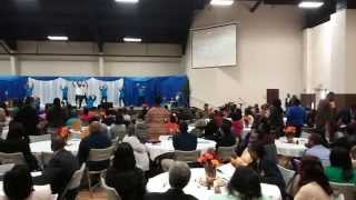 DANCE Remix....New Life Bible Church 32nd Homecoming Service