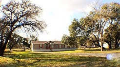 Large Double Wide Mobile Homes For Sale In Poteet TX With Land & Fish Pond