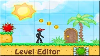 Level Editor: The Game Walkthrough (All Levels)