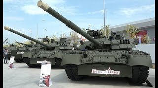 Հայաստանը մասնակցում է «Բանակ-2017» ցուցահանդեսին
