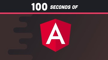Angular in 100 Seconds