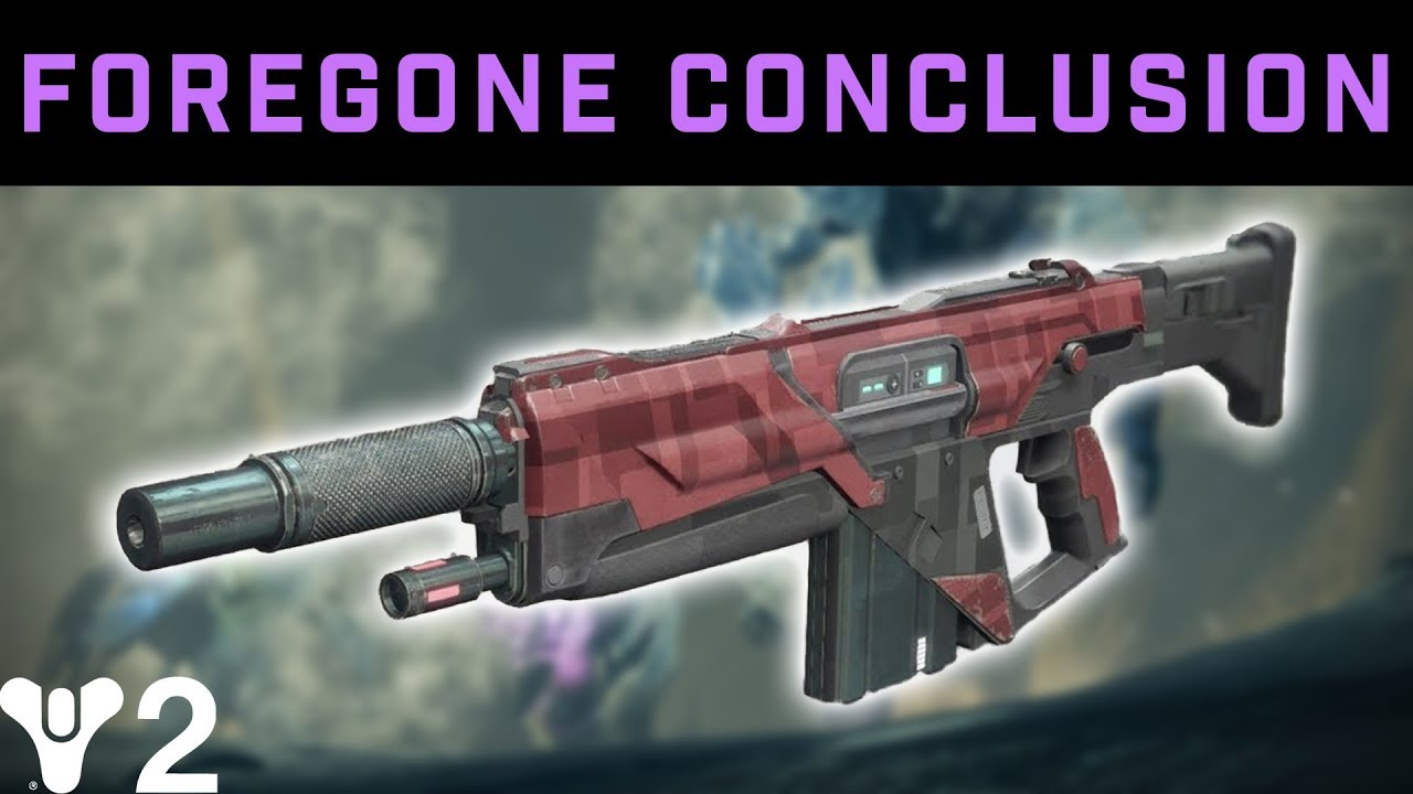 The best auto rifles in Destiny 2