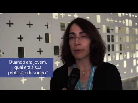 Interviews in Portuguese - Celeste Pereira, Chemical Engineer, operations director at HPS Portugal