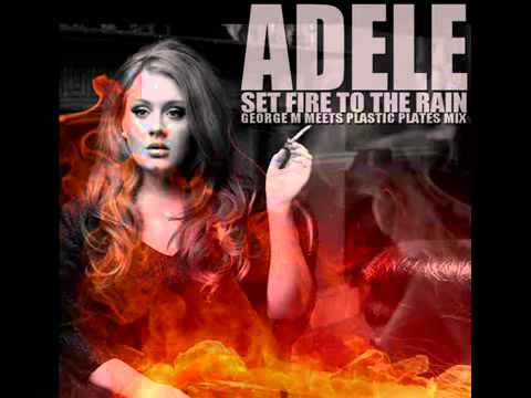 Adele- Set Fire to the Rain (Remix)