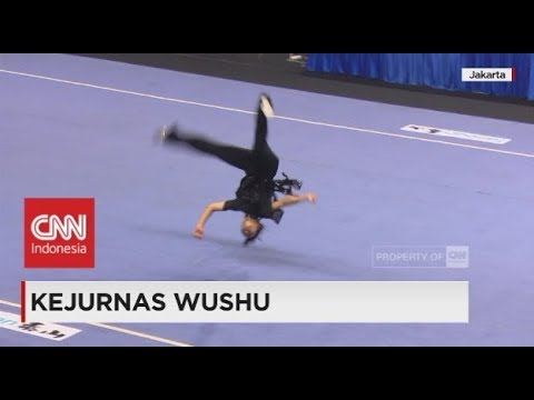 Kejurnas Wushu, Persiapan Asian Games 2018