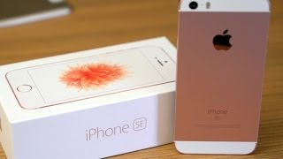 iPhone SE FAKE Clone Unboxing 2016 Aliexpress link