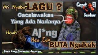 """Download Wayang Golek: Lucu Pisan Bobodoran Buta Hejo nyebut """"A"""" sajah (Asep Sunandar S) - Cepot Kembar #8"""