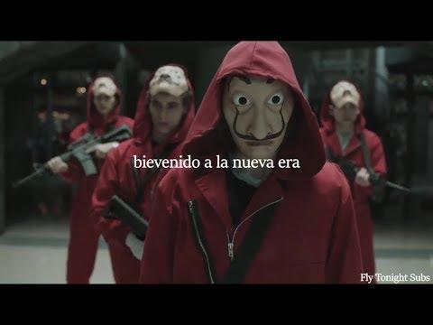La Casa De Papel   Radioactive - Imagine Dragons (Español)