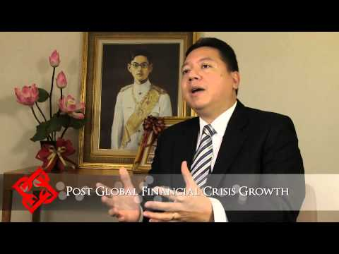 Bualuang Securities President Pichet Sithi-Amnuai on futures and derivatives in Thailand