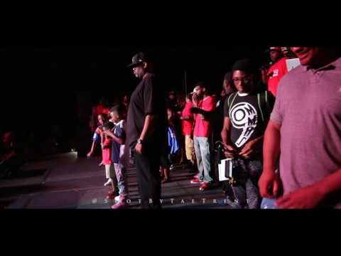 Boosie Badazz And Webbie Performs In Monroe, Louisiana