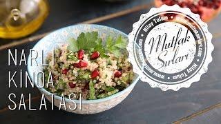 Narlı Kinoa Salatası Tarifi - Mutfak Sırları