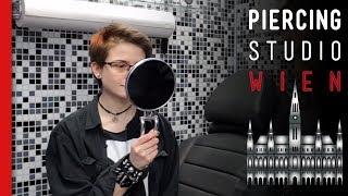 Labret (Kinn Labret) - Piercing TV