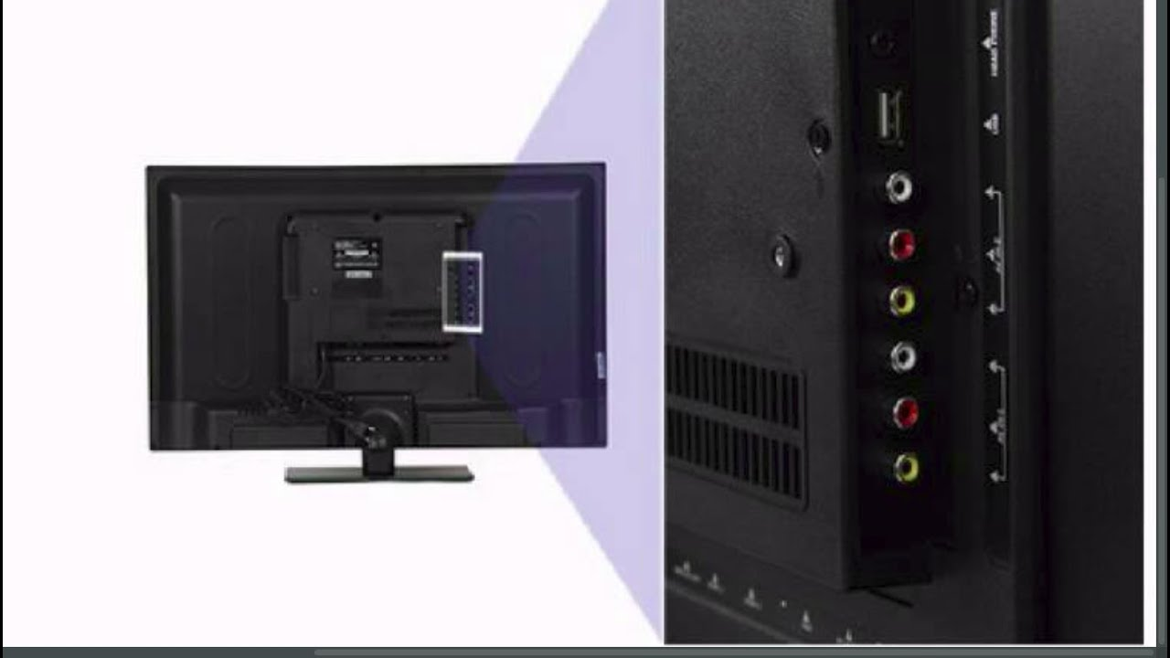 Vu 40d6575 102 cm 40 full hd led tv usb vga av hdmi ports youtube - How to add more hdmi ports to your tv ...