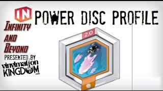 Disney Infinity 2.0 Power Disc Profile Black Panther's Vibranium Knives