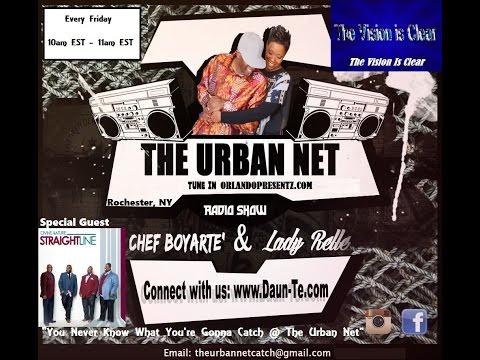 "The Urban Net Radio Show ""Divine Nature"" Rochester, NY 10- 14- 16"