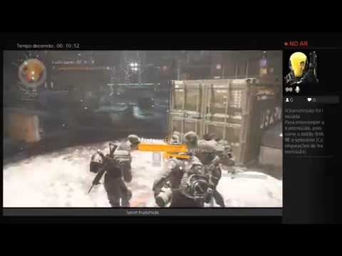The Division - Open Beta - Dark Zone (PVP) Brazil