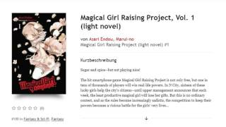 The Magical Girl Raising Project is finally here! __ MyAnimeList: https://myanimelist.net/profile/SirWithCoffee Twitter: https://twitter.com/CptNyanpasu.