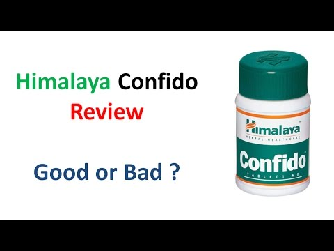 Himalaya Confido Review | Natural Testosterone Booster ??