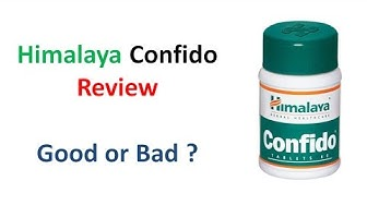 Himalaya Confido Review   Natural Testosterone Booster ??