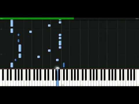 Pantera - Cemetary Gates [Piano Tutorial] Synthesia | passkeypiano
