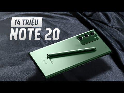 Galaxy Note 20 chưa đến 15 triệu, cuối cùng đã đáng mua?
