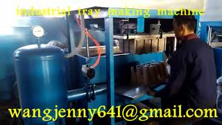 industrial tray forming machines supplier