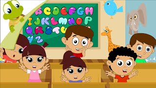 abcd alphabets song songs for kids