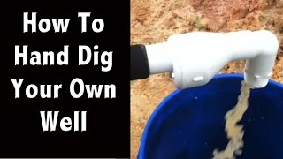 how to dig out house footings
