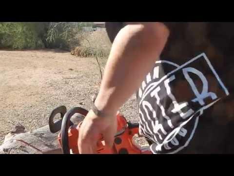 Pandamoto Chainsaw - Video - ViLOOK