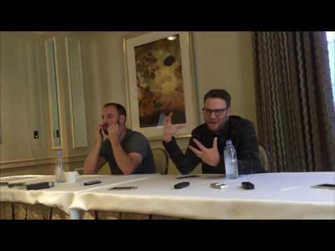 AMC's Preacher Press Conference