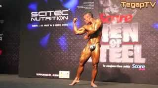 Men of Steel 2014: Below 70kg Category
